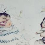 """Roald Dahl """"Charlie und die Schokoladenfabrik"""" Illustrationen für das Buch Publishing. """"Troika""""   Russland Moskau"""