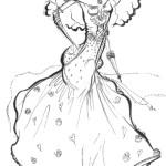 IllustrationMalvorlagen für Mädchen