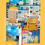 """""""STERN TRAVEL"""" Reisekatalog 2007 60 st.  Deutschland"""